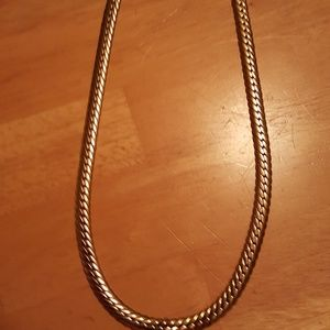22inch necklace gold plated